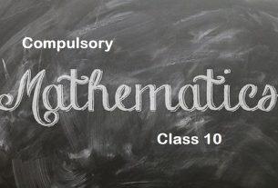 compulsory math grade 10